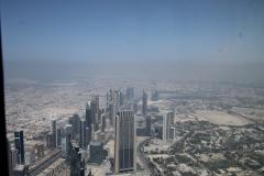 Udsigt Burj Khalifa