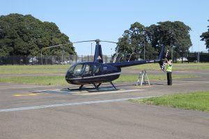 Vores helikopter